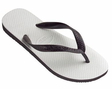 Havaianas Traditional Black